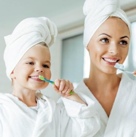 Biologischer Zahnmedizin gesund beginnt im Mund